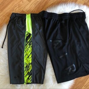 Boys Nike Basketball Air Jordan Shorts Bundle